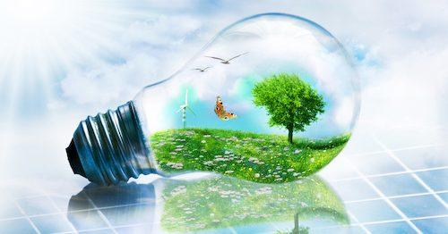 lampadina ecosostenibile