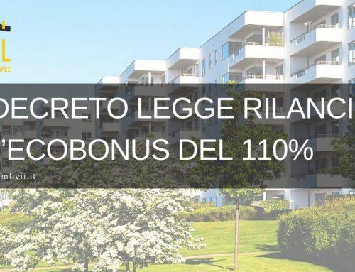 Il Decreto legge Rilancio e l'Ecobonus del 110% per i Condomini