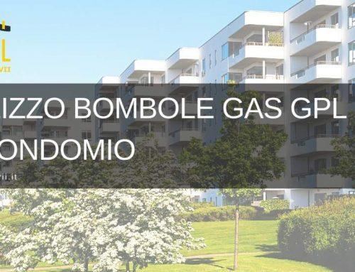 Utilizzo delle bombole gas gpl in condominio