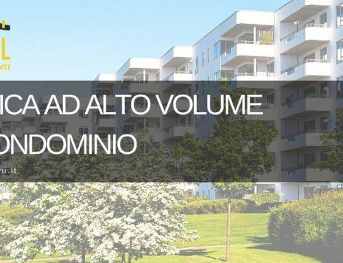 Musica ad alto volume nel Condominio