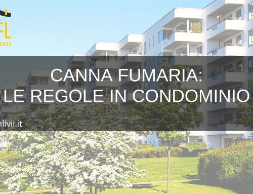 La canna fumaria: regole in condominio