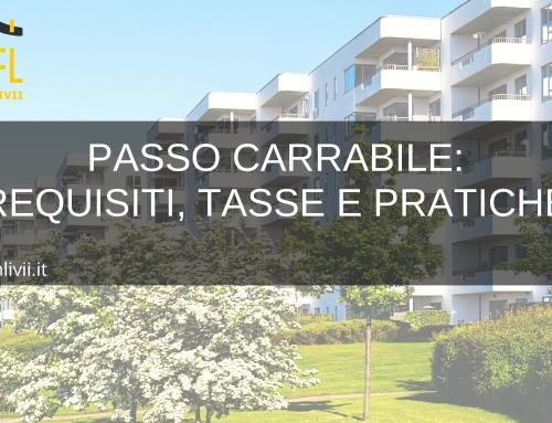 PASSO CARRABILE: REQUISITI, TASSE E PRATICHE